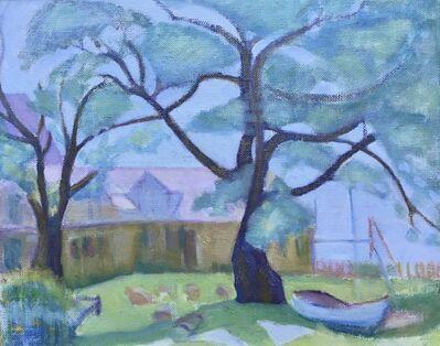 Jane Jarvis Mumford, 'Yellow House', 1915