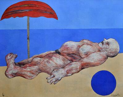 JEAN SANGLAR, 'Untitled', 1988