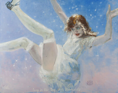 Vladislav Shereshevsky, 'Lusy in the sky', 2018