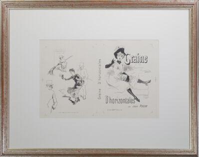 Jules Chéret, 'Graine D'horizontales', ca. 1890