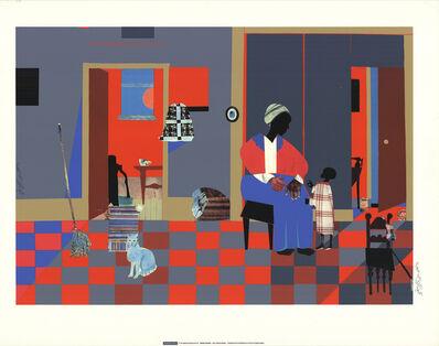 Romare Bearden, 'Early Carolina Morning', 1995