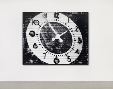 Bettina Pousttchi, 'Los Angeles Time', 2011