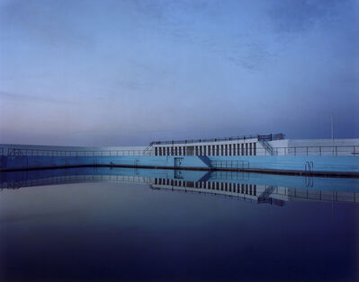 Harry Cory Wright, 'Pool at Dawn', 2010