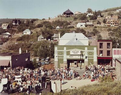 Joel Sternfeld, 'Park City, Utah, August 1979', 1979