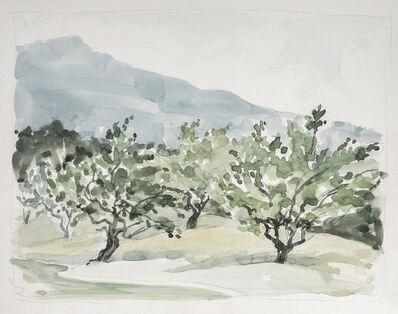 Marguerite Robichaux, 'Apple Orchard', 2005