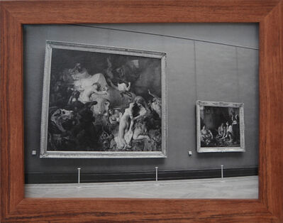 Grace Ndiritu, 'Museums # 1_Delacroix', 2014