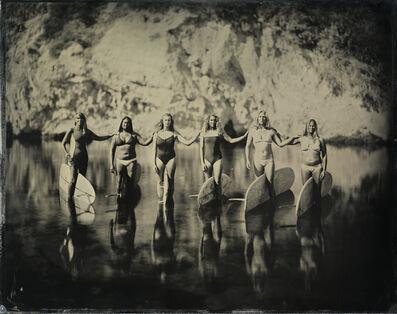 Joni Sternbach, '15.11.07 #3 Water  Connection', 2015