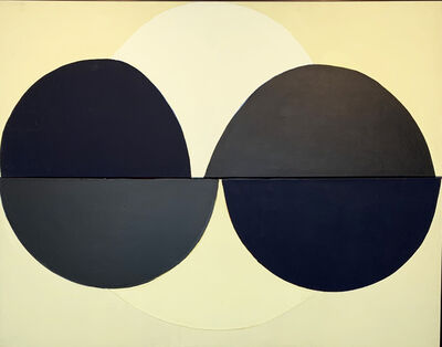 Sir Terry Frost, 'Black Sun', 1973