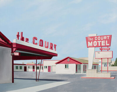 Gabriel Fernandez, 'The Court Motel', 2018