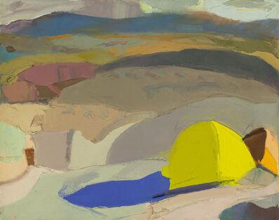 Rick Fox, 'Tent, Lahontan, Nevada', 2018