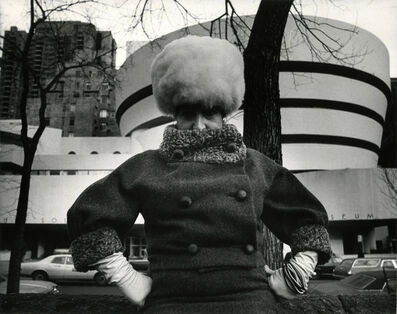 Bill Cunningham, 'Solomon R. Guggenheim Museum, New York City', ca. 1968-1976