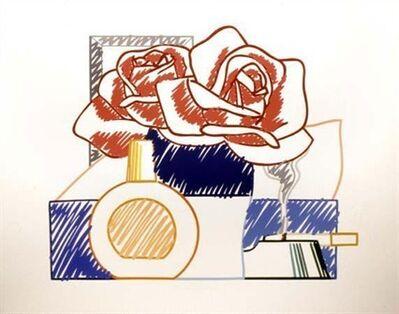 Tom Wesselmann, 'Scribble Version of Still Life', 1991