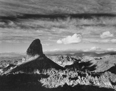 Jody Forster, 'Weaver's Needle, Superstition Mountains, Arizona', 1980