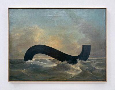 Fiona Banner, 'Tilde', 2021