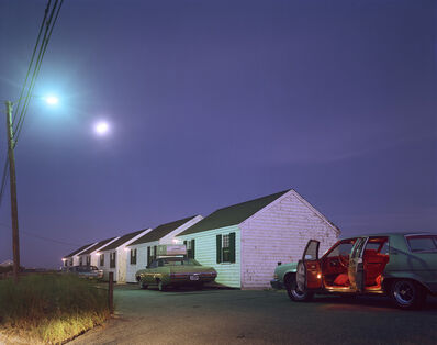 Joel Meyerowitz, 'Red Interior, Provincetown, Massachusetts', 1977
