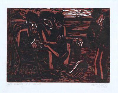 Francisco Amighetti, 'Los viejos', 1968