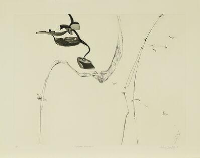 John Dowell, 'Swamp Flower', 1967