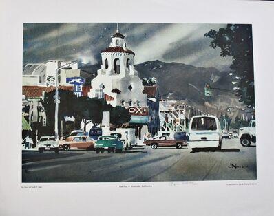 Don O'Neill, 'The Fox -- Riverside, California', 1985
