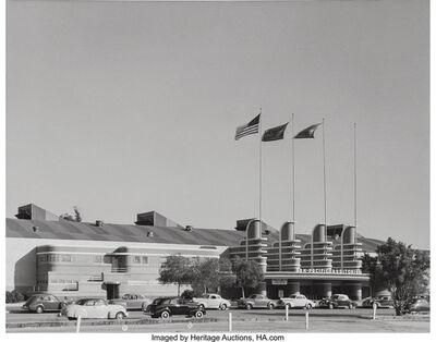 Julius Shulman, 'Pan-Pacific Auditorium, Wurdeman & Becket, AIA', 1942