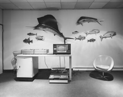 Lynne Cohen, 'Record Room, Dominion - Wide Motion Picture Lab, Ottawa, Ontario', 1978