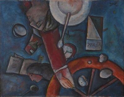 Adolfo Nigro, 'Serie Encuentros', 1975