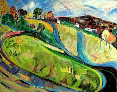 Nan Hass Feldman, 'View from the Schoolyard', 2012