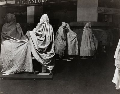 Robert Doisneau, 'Untitled (Mannequins)'