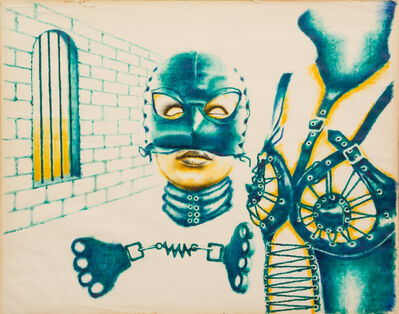 "Ed Paschke, '""Turds in Hell"" Monastery'"