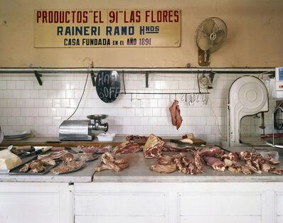 "Guillermo Srodek-Hart, '""El 91"" Butcher Shop', 2006"