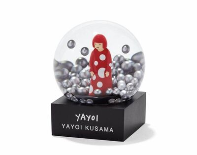 Yayoi Kusama, 'Yayoi Kusama Snow Globe, 2019', 2019