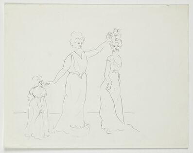 William Wegman, 'Three Women', 1975