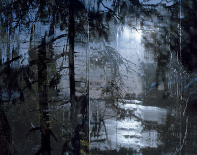 Jorma Puranen, 'Icy Prospects 65', 2009