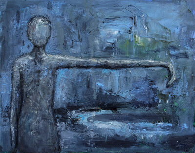 Anki King, 'Reach', 2021