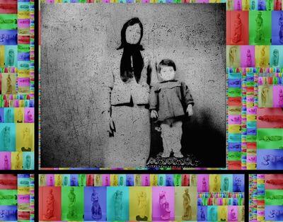 Ammar al-Beik, 'La Strada from Lost Images', 2013