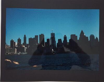 Wolff Buchholz, 'Manhattan Skyline', 1990