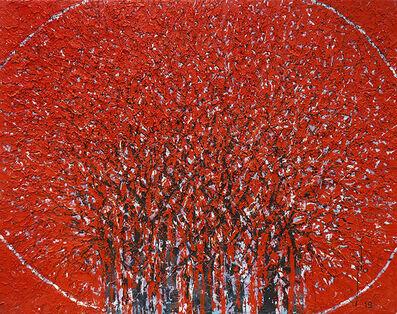 Ablade Glover, 'RED FOREST', 2018