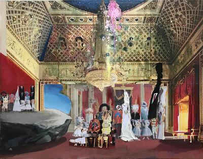 Ramin Haerizadeh, Rokni Haerizadeh & Hesam Rahmanian, 'Madame Tussauds', 2017