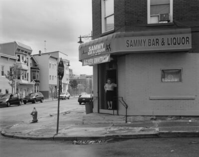 George Tice, 'Sammy's Bar, Main Street, Paterson, NJ', 2005