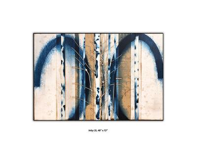 Michael Kessler, 'Inky #3', 2019