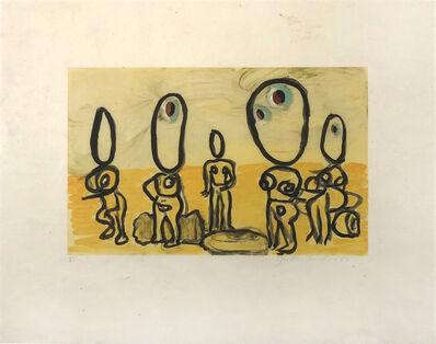 Judith Linhares, 'VI', 1987