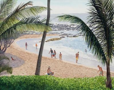 Tim Gardner, 'Maui Beach Scene', 2019