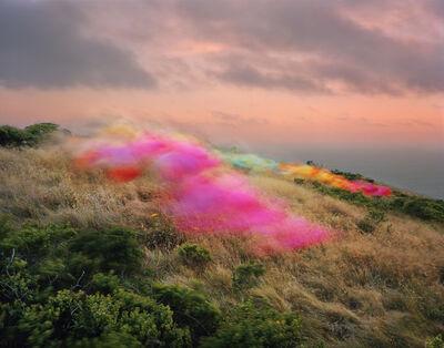 Thomas Jackson, 'Tulle no. 11, Point Reyes National Seashore, California', 2020