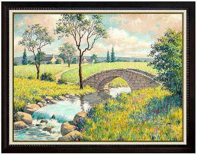 Arthur Sarnoff, 'Bridge Over Rushing Brook', 20th Century