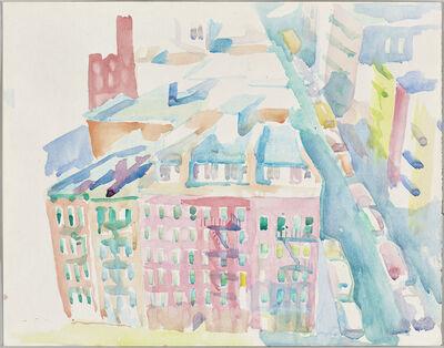 Maria Lassnig, 'Untitled', ca. 1979