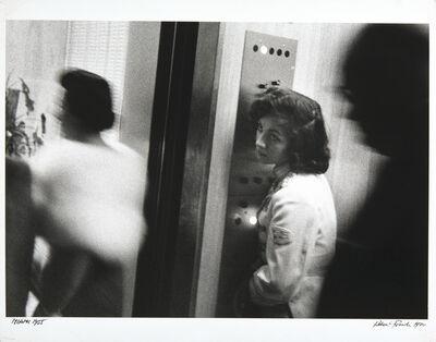 Robert Frank, 'Elevator, Miami Beach, Florida', 1955