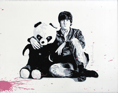 Mr. Brainwash, 'All You Need is Love', 2010