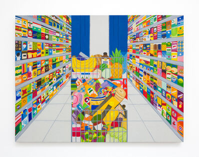 Ryan Richey, 'Grocery Day', 2018