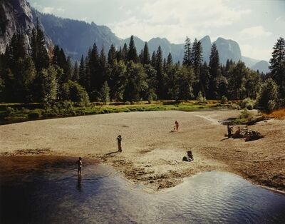 Stephen Shore, 'Merced River, Yosemite National Park, California, August 13, 1979'