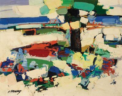 Claude Venard, 'Sanary s/Mer', circa 1969