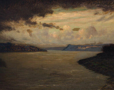 Lovell Birge Harrison, 'The Oncoming Storm'